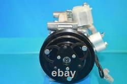AC Compressor Fits 2007-2009 Suzuki SX4 (One Year Warranty) New 57471