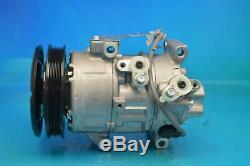 AC Compressor Fits 2007-2012 Toyota Yaris (One Year Warranty) New 158318