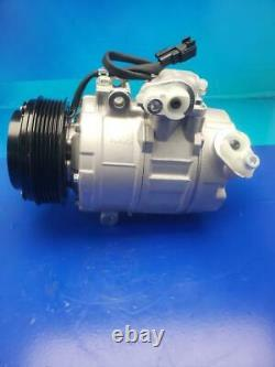 AC Compressor Fits 2011-2015 Ford Explorer 3.5L (One year Warranty) New 98332