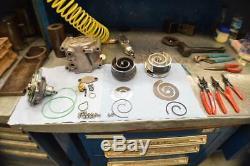 AC Compressor Fits 92-97 Volvo 240, 940, 960 (One Year Warranty) Reman 23012