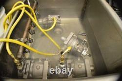 AC Compressor Fits Chevy C20 C30 GMC 2500 3500 (One Year Warranty) R57273