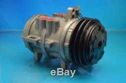 AC Compressor Fits Dodge Plymouth Chrysler (One Year Warranty) R57101
