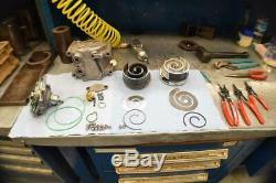 AC Compressor Fits GMC Chevrolet Pontiac Isuzu (One year Warranty) R57238