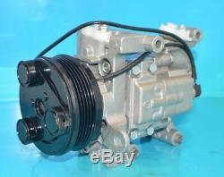 AC Compressor Fits Mazda 3 & 3 Sport Mazda 5 (One Year Warranty) New 57463