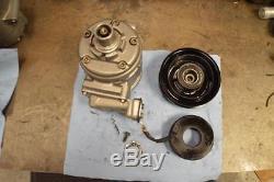 AC Compressor For 1988-1990 Honda Prelude 2.0L (One Year Warranty) R57494