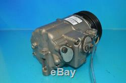 AC Compressor For 2003-2009 Saab 9-5 (One Year Warranty) R97566