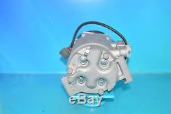 AC Compressor For 2004-2008 Acura TSX 2.4L (One Year Warranty) New 120-57886