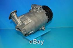 AC Compressor For 2008 Saturn Astra (One Year Warranty) Reman 97280
