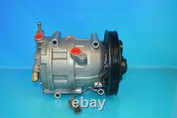 AC Compressor fits 1993 Honda Accord 2.2L (One Year Warranty) R57879