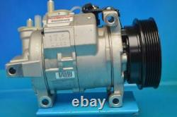 AC Compressor fits 2006-2009 Jeep Commander (One year Warranty) NEW 98399