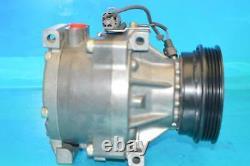 Ac Compressor Fits 1997-1998 Toyota Tercel (one Year Warranty) 97378 Reman