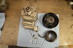 Ac Compressor For Ford Gmc Lincoln Mercury (one Year Warranty) 57077 Reman