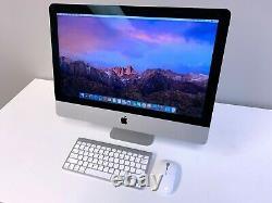 Apple 21.5 iMac Slim All-In-One Desktop Quad Core i5 2.9GHz 1TB 3 Year Warranty