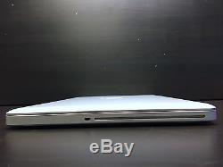 Apple MacBook Pro 15 Mac Laptop Pre-Retina OSX 2015 One Year Warranty 750GB