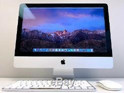 Apple iMac 21.5 All-In-One Slim Desktop / 3.3 QUAD CORE / 1TB / 3 Year WARRANTY