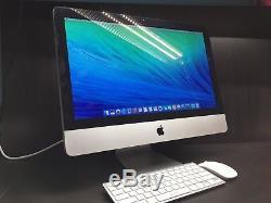 Apple iMac 21.5 Mac Desktop OSX-2017 / Quad Core i5 2.5Ghz / One Year Warranty