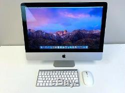 Apple iMac 21.5 Slim Desktop All-In-One OS2019 / 500GB / 8GB / 3 YEAR WARRANTY