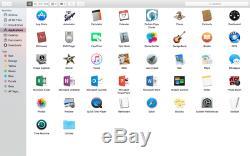 Apple iMac 24 Desktop All-In-One Mac Computer / Upgraded / Three Year Warranty