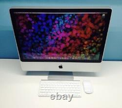 Apple iMac 24 inch All-in-One Desktop Computer / 500GB / 3 YEAR WARRANTY