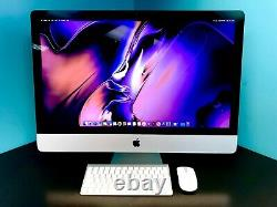 Apple iMac 27 Slim All-In-One Desktop / CORE i5 3.6GHz / 1TB / 3 YEAR WARRANTY