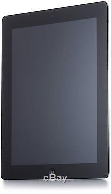 Apple iPad 2 16GB 32GB 64GB Black or White 9.7in Wi-Fi Tablet One Year Warranty