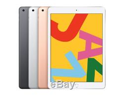 Apple iPad 7 (Latest Model) with Wi-Fi 32GB Brand New-One Year Warranty