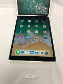 Apple iPad Pro 10.5 256GB Space Grey MPDY2LL/A One Year Warranty