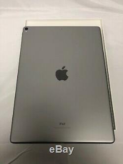Apple iPad Pro 12.9 2nd Gen 256GB WiFi Gray One Year Warranty MP6G2LL/A