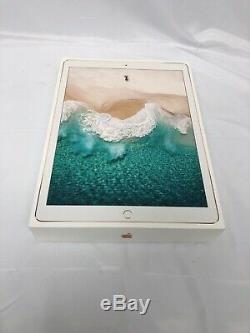 Apple iPad Pro 2nd Gen. 256GB, Wi-Fi, 12.9in Gold MP6J2LL/A One Year Warranty