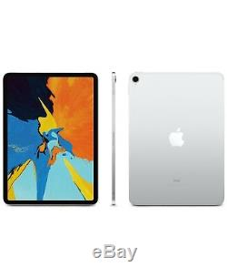 Apple iPad Pro 3rd Gen. 64GB, Wi-Fi, 11in Silver WITH ONE YEAR APPLE WARRANTY