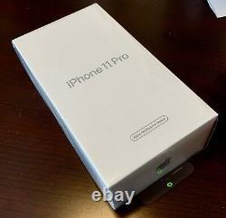 Apple iPhone 11 Pro 64GB Green Unlocked, One Year Apple Warranty GSM+CDMA A2160