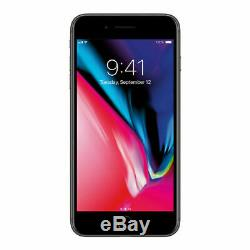 Apple iPhone 8 Plus 64GB GSM Unlocked A1864 With One Year Warranty