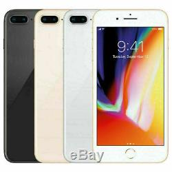 Apple iPhone 8 Plus- 64GB GSM Unlocked A1897 Full One Year Warranty Included