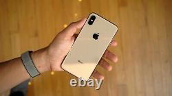 Apple iPhone XS 64GB Gold (AT&T) A1920 (CDMA + GSM) ONE YEAR Warranty