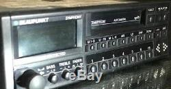 BLAUPUNKT SYMPHONY PORSCHE OEM Vintage FM Radio Cassette MINT ONE YEAR WARRANTY