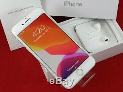 BRAND NEW! APPLE iPhone 8 SILVER, 64GB VERIZON + ONE YEAR APPLE WARRANTY