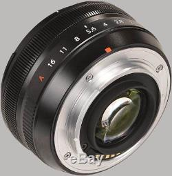 BRAND NEW BOXED Fuji Fujifilm Fujinon XF 18mm f/2 R Lens + One Year WARRANTY