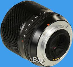 BRAND NEW Fuji Fujifilm Fujinon XF 60mm f2.4 R Macro Lens ONE YEAR WARRANTY