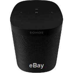 Brand New SONOS One SL UK Version Black Two Year Manufacturer Warranty