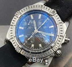 Breitling Certifie Chronometer A13356, Serviced One Year Warranty