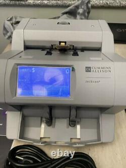 Cummins JetScan Currency Counter 4065ES BRAND NEWOne Year Warranty