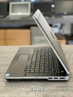 DELL LATITUDE E6430 LAPTOP Core i7, 320GB, 4GB, DVDRW, ONE YEAR WARRANTY