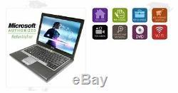 DELL LATiTUDE D630 D620, Dual Core 120GB 4GB RAM, WiFI, Win7 ONE YEAR WARRANTY