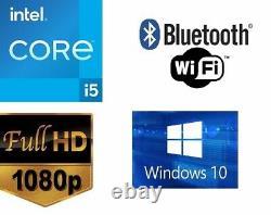Dell Inspiron 24 5400 All In One PC i5 1135G7 8GB 256GB 1 Year Dell Warranty