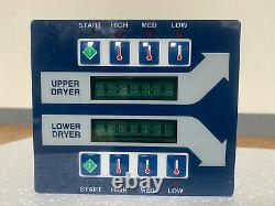 Dexter Stack Dryer Computer Board 9857-198-002 24V ONE YEAR WARRANTY