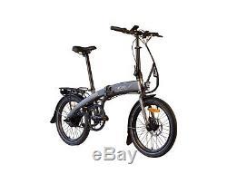 EVELO Quest One Electric Bike, E-Bike, Folding Bike, Demo, FULL 4-year Warranty