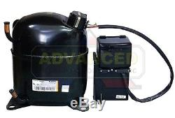 Embraco NJ6220Z2 HBP Compressor 1 HP, R134a, 220V One Year Warranty