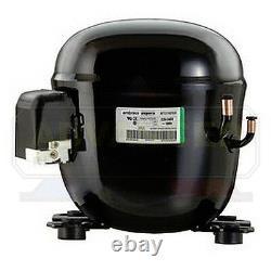 Embraco NT2212GKV2 Low Temp Compressor 1-1/2 HP, R404a, 220V One Year Warranty
