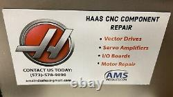Excellent Haas HRT210SP HRT210 Rotary 4th axis 17pin Brush One Year Warranty