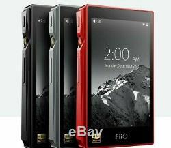 FiiO X5 III 3rd Gen High Resolution Audio DAP Music Player, One Year Warranty